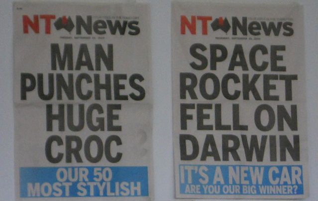 headlines sell stories